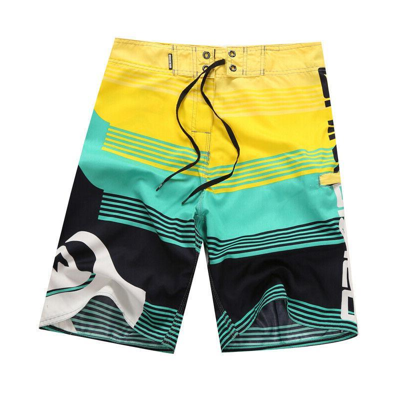 Men Board Beach Shorts Swim Wear Sports 30-38