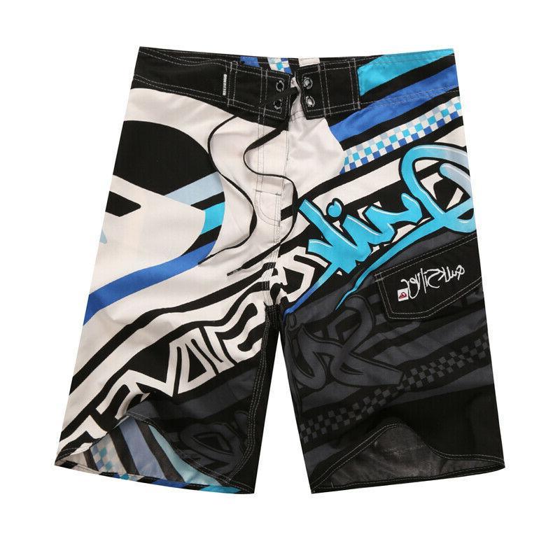 Men Beach Swim Leisure Pants 30-38