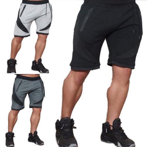 Men GYM Training Running Workout Casual Jogging
