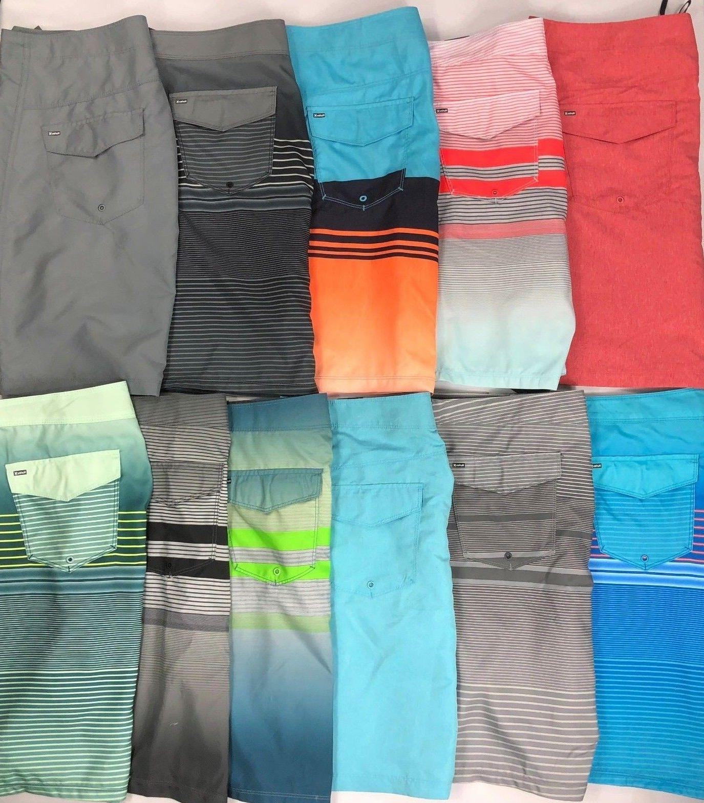 "Men's Hurley 21"" Board Shorts"
