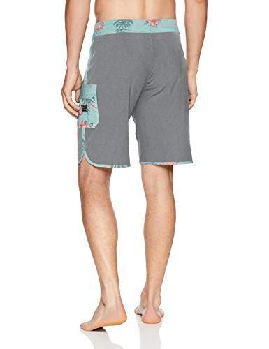 Boardshort, Grey,