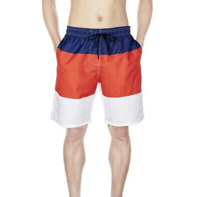 Men's Shorts Quick-Dry Casual Lining