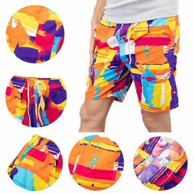 Men's Beach Shorts Casual Swimwear