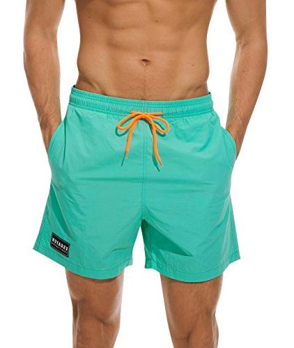 men s big boys swim trunks summer