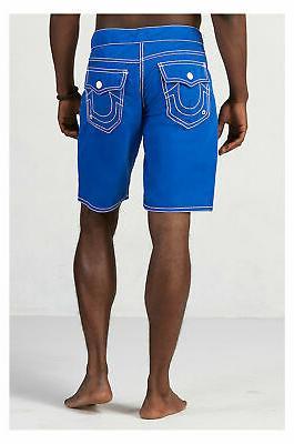 True T Boardshorts in Blue