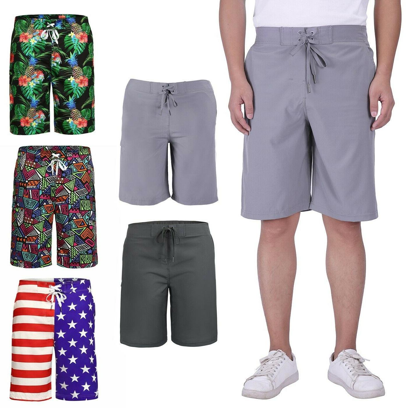 men s board shorts casual swimwear surf