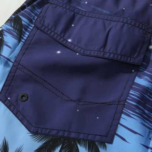SULANG Board Shorts Slim Fit Dry