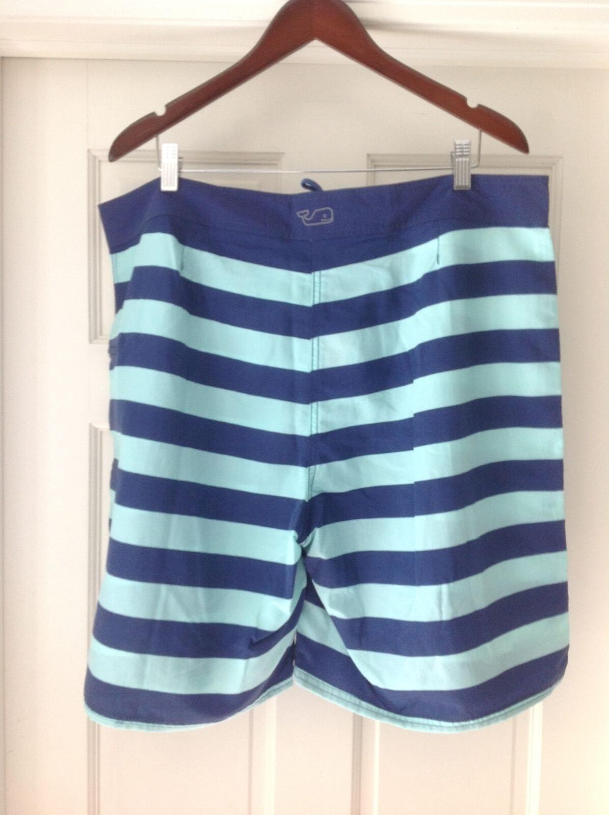 VINEYARD Men's Shorts Trunks ~ Size 40 Mist ~NEW