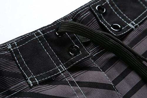 MILANKERR Boardshort Beach Shorts Trunks Casual Shorts 44