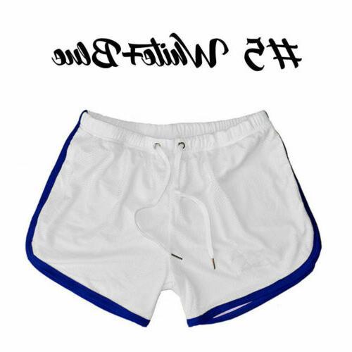 Men's Short Gym Sports Shorts