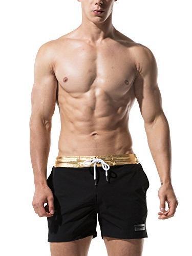 men s dry fit lightweight swim trunk