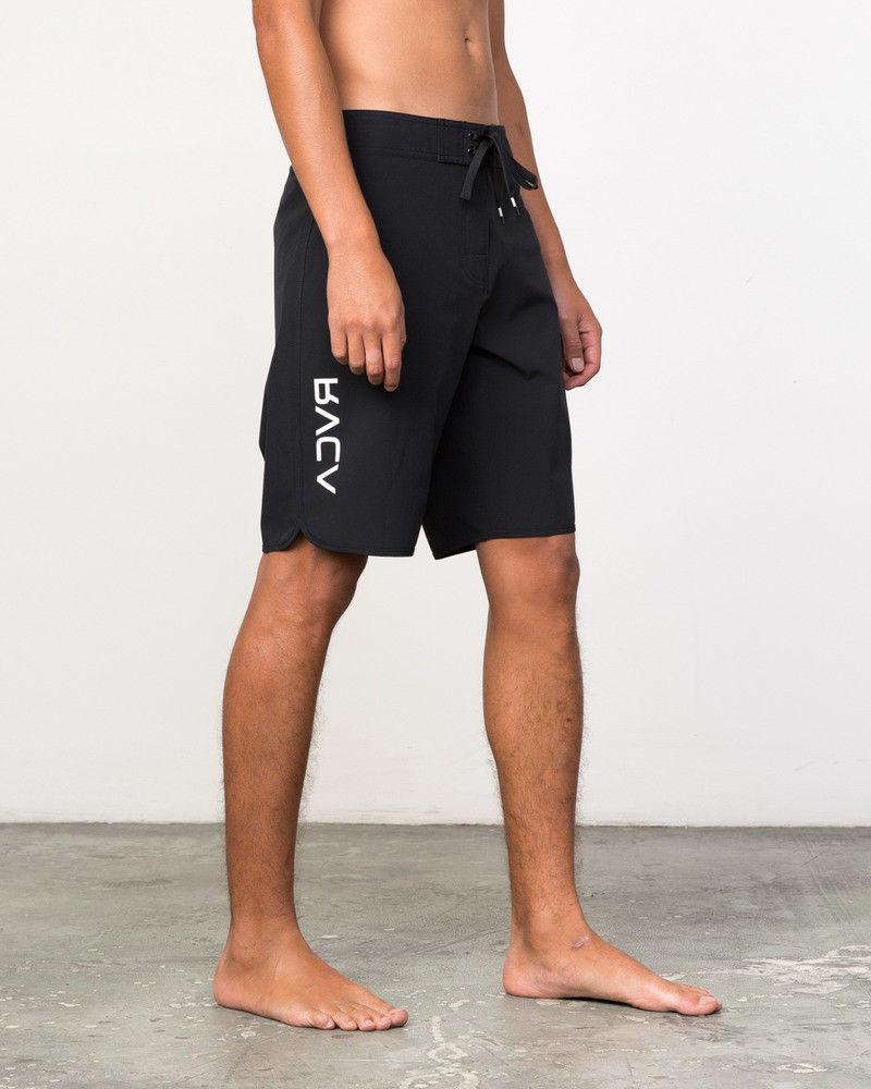 RVCA Men's Boardshorts, Teal, Size MSRP $50