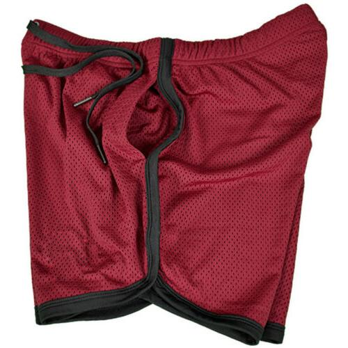 Men Cotton Short Pants Gym Sports
