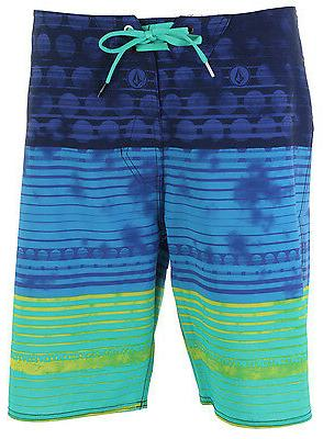 men s lido stripe boardshorts cos size