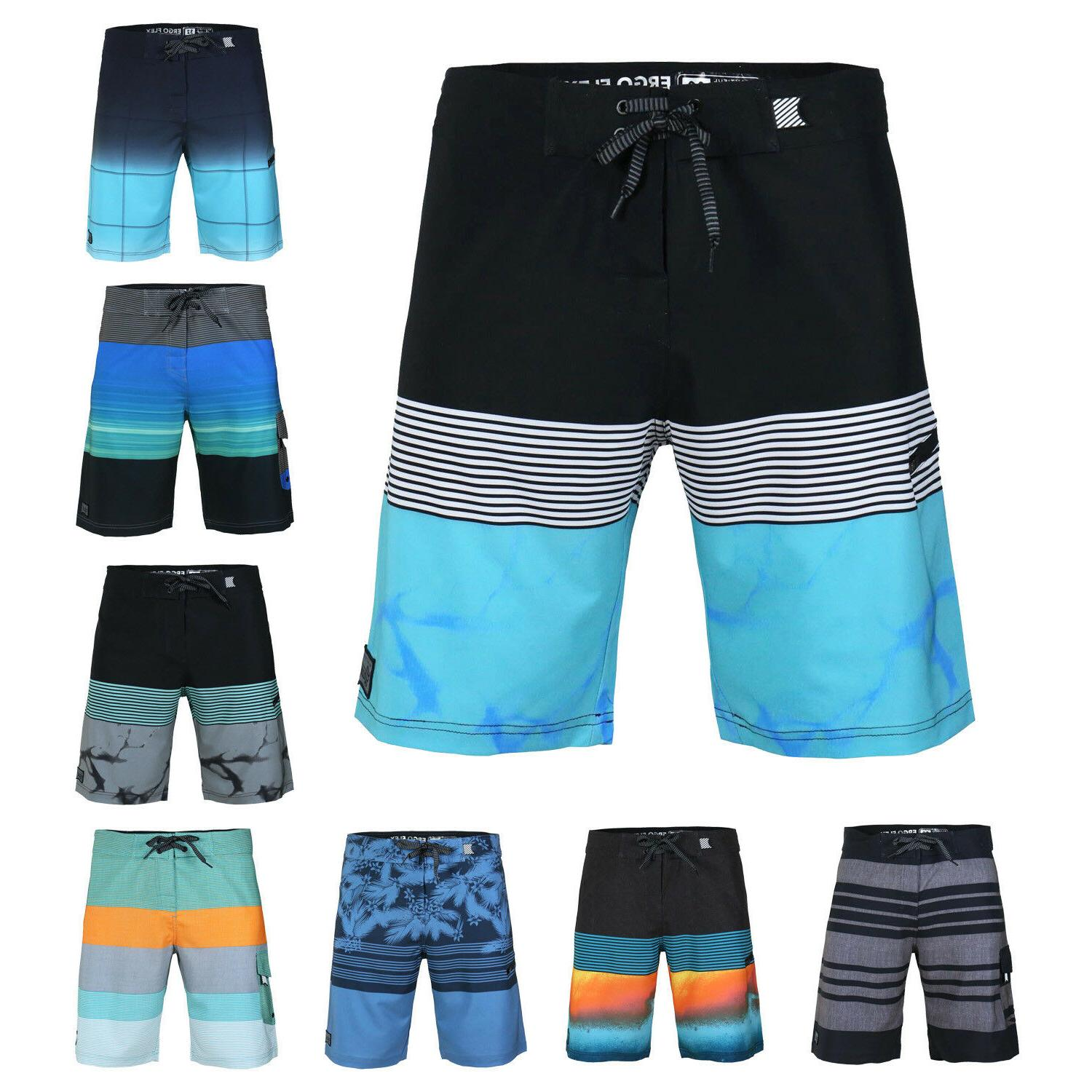 men s lightweight fast dry swimwear board