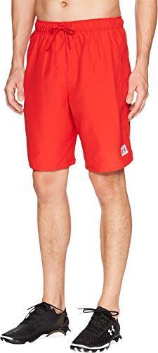 Under Armour Men's Mania Volley Boardshorts, Pierce /Overcas