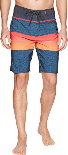 """Rip Curl Men's Mirage Eclipse 20"""" Stretch Swim Board Shorts,"""