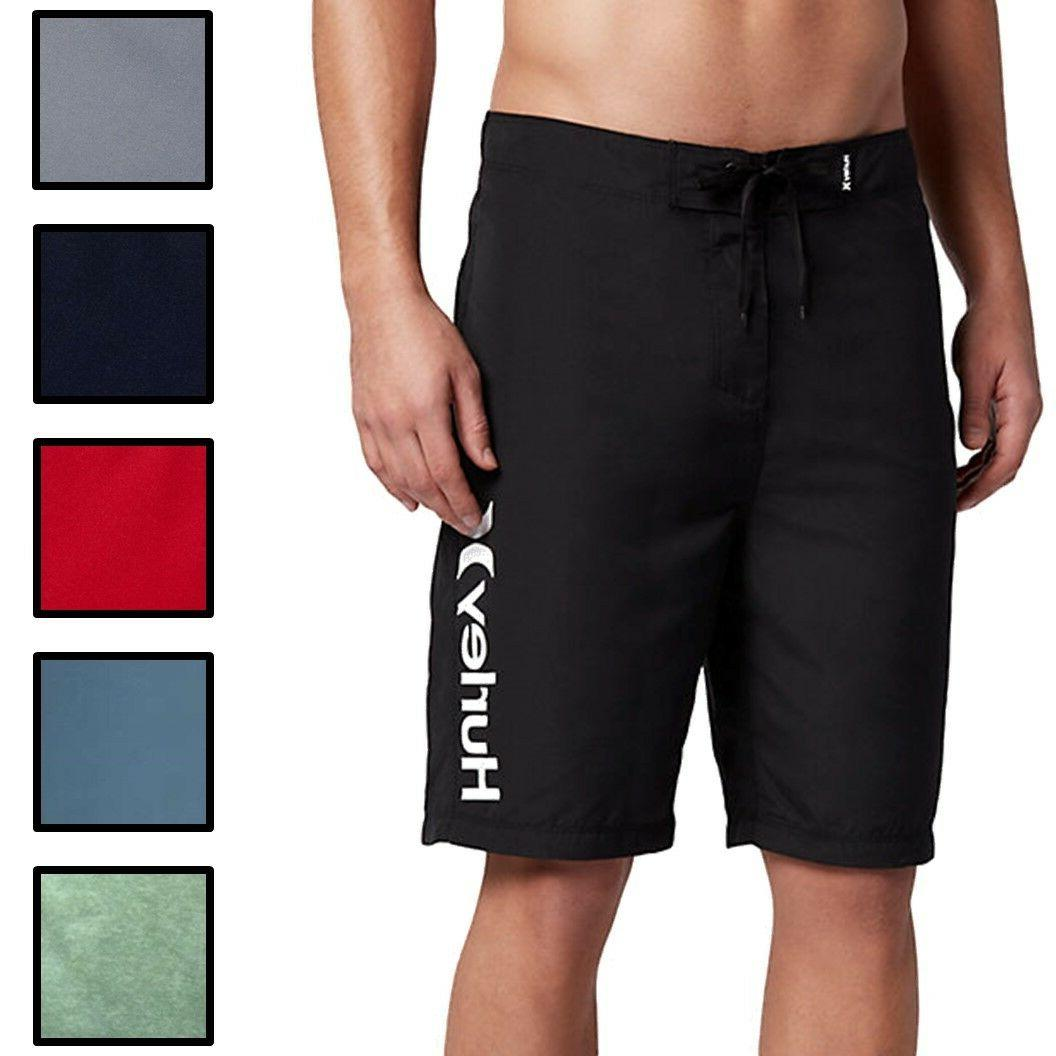 """Hurley Men's One and Only 2.0 Boardshorts 21"""""""