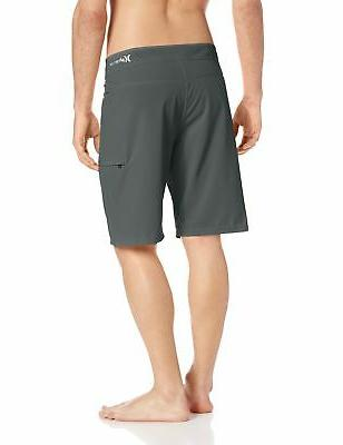 Hurley Men's One Only Gray,