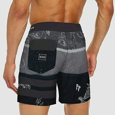 Hurley Party - Black