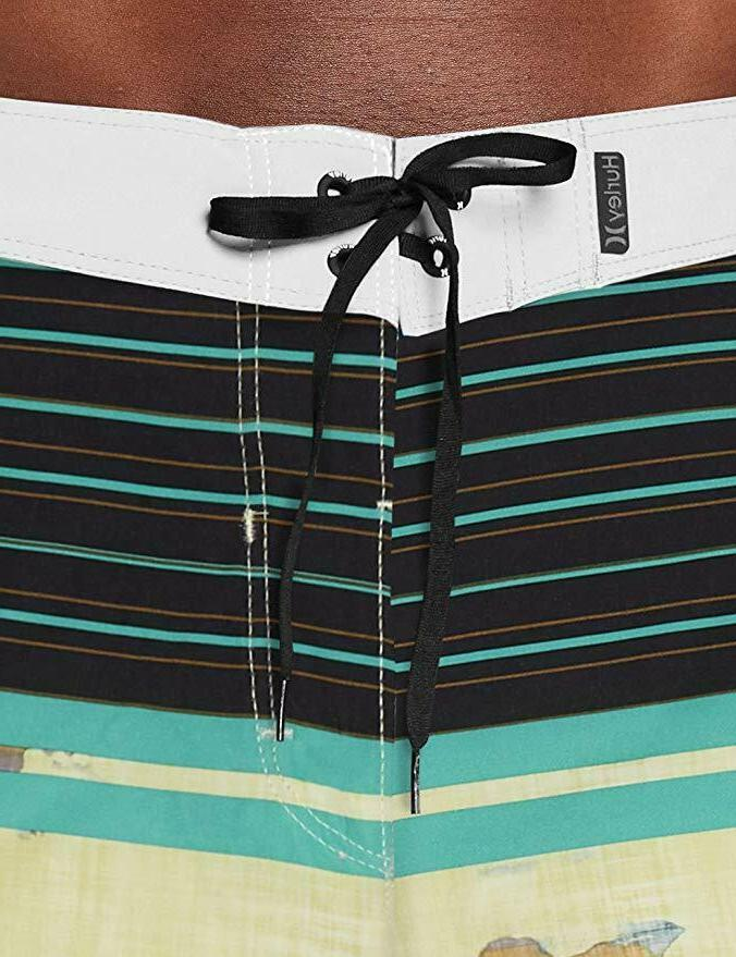 "Hurley 18"" Boardshorts - Aurora Green"