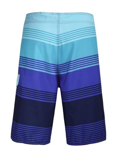 Nonwe Men's Polyester Sports Boardshorts 11920-36