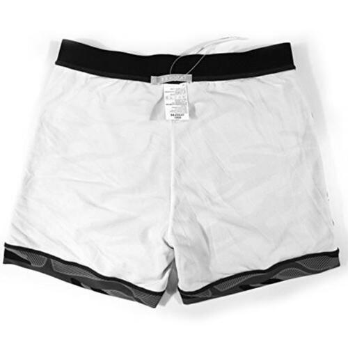 Men Shorts Swimming Trunks Boxer Briefs US