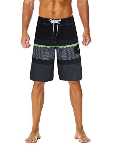 men s sportwear quick dry board shorts