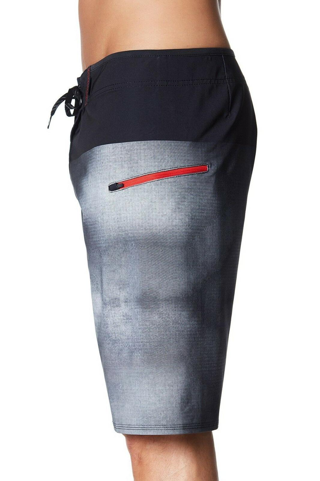 Oakley Men's Sumatra 21L Boardshorts Beachwear Size Black New