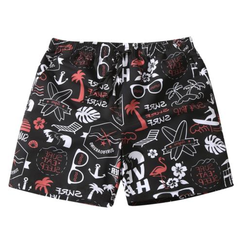 SULANG Men's Swim Trunks No Mesh Lining Board Shorts for Sur