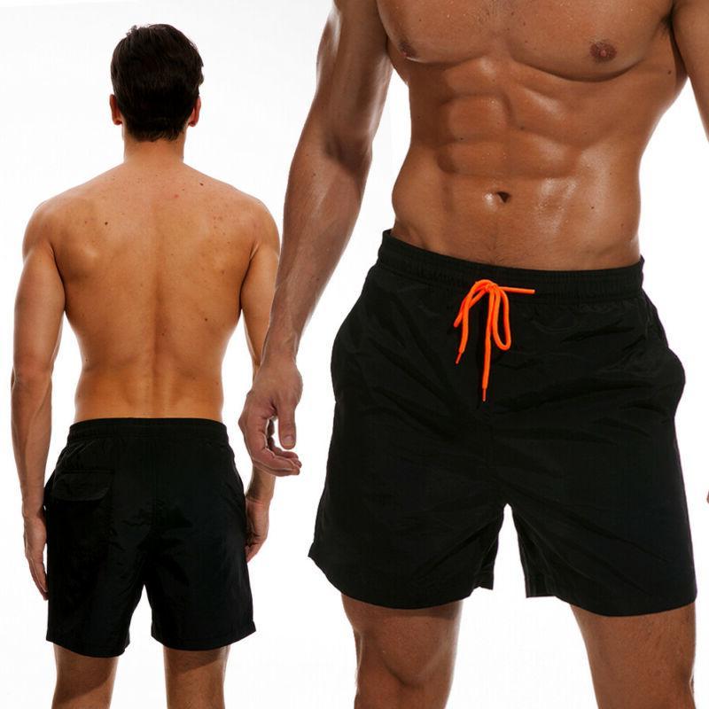 Men's Board Quick Shorts Swimwear Beach A