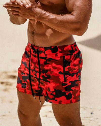 Men's swimwear Run beach US