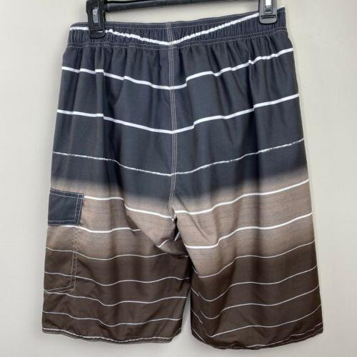Nonwe Sz 32 Board Shorts Lined NWT