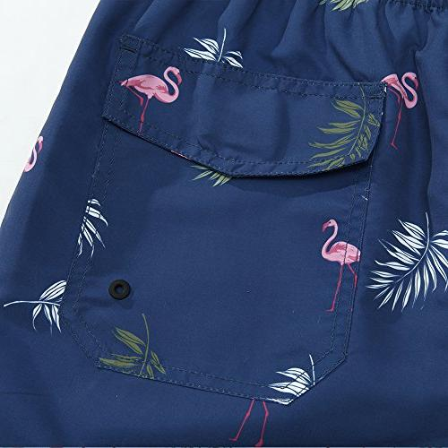 Men's Ultra Flamingo Dance Shorts
