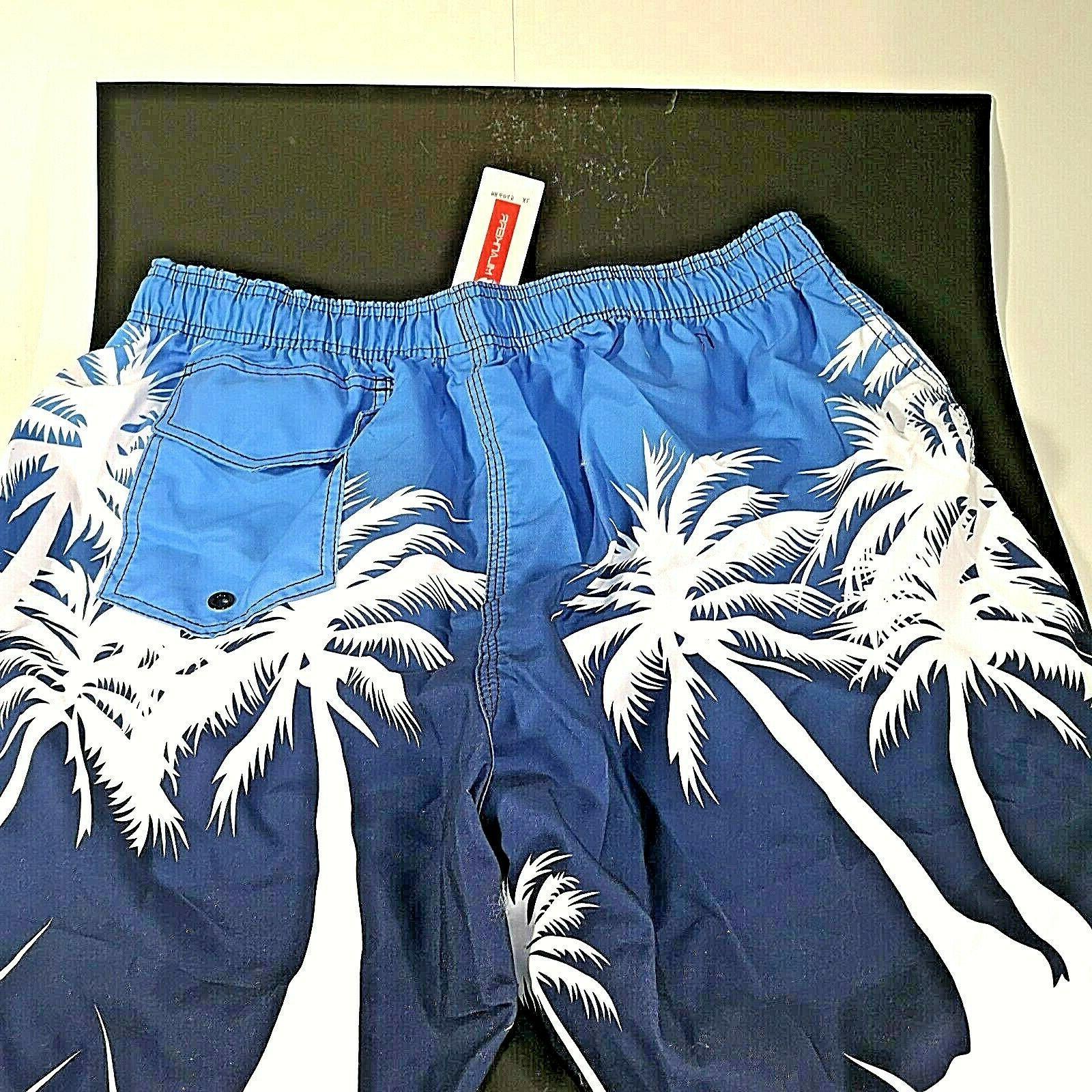 Milankerr Men's XL Trunks Board Palm