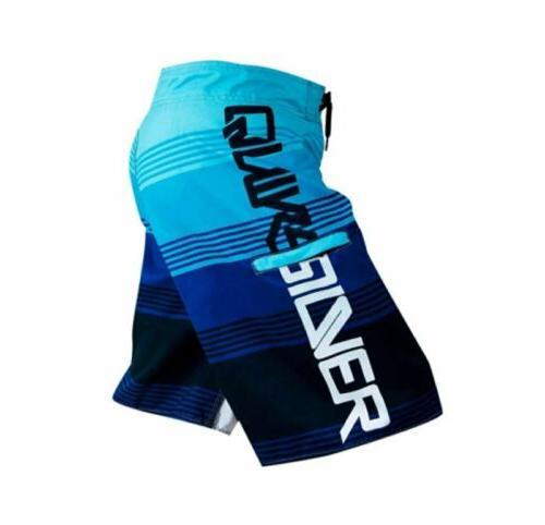 Mens Board Shorts Wear Trunks Swimsuit 30-38