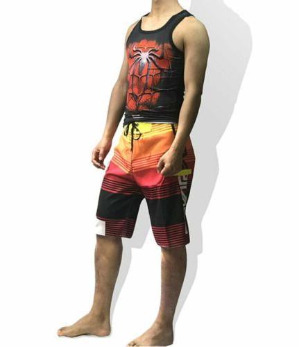 Mens Beach Wear Trunks 30-38
