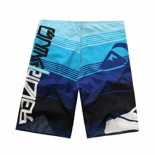 Mens Summer Shorts Swim Wear Trunks Pants 30-38