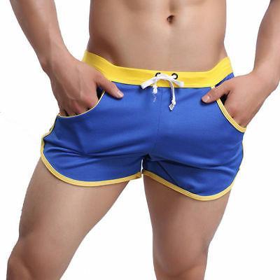 Men Shorts Swimwear Trunks Boxer Briefs