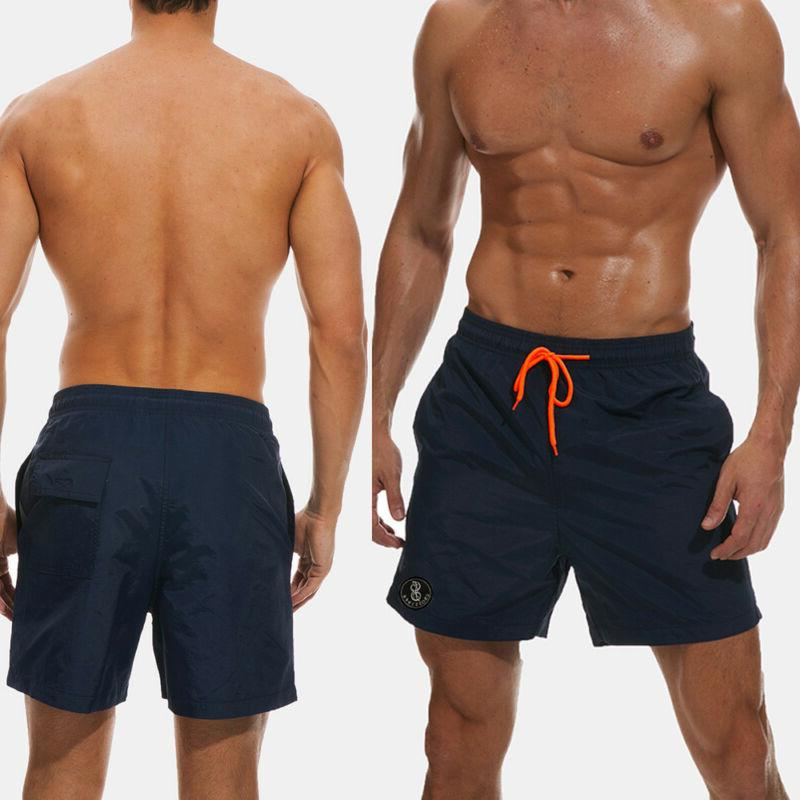 Men Shorts Trunks Board pants Brief Swimwear