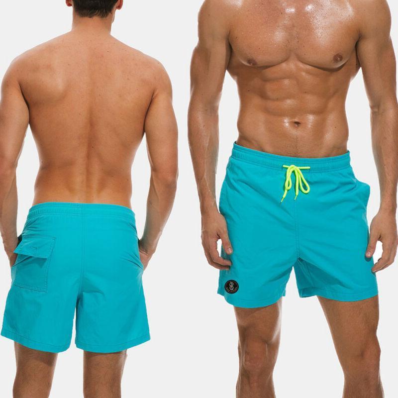 Men Trunks Running swimsuit Surt Board pants