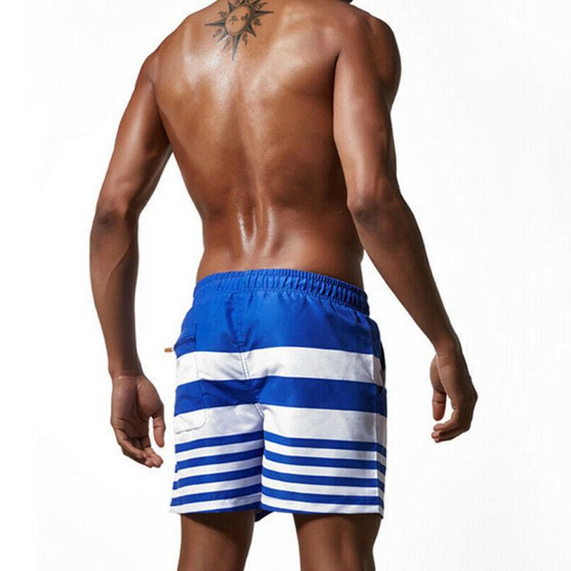 Men Swim Sports Running Pants