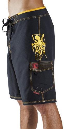 Maui Rippers Men's Board Shorts - Octo Tako | Triple Stitc