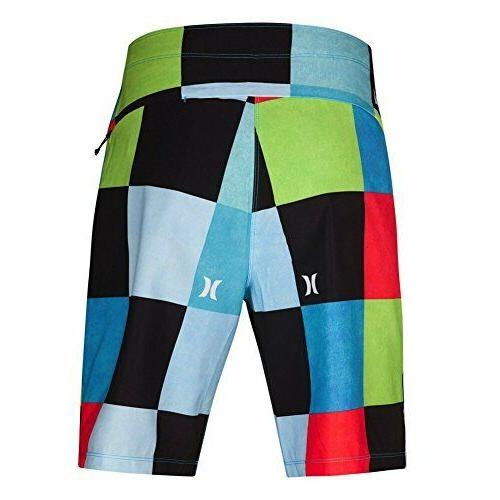 "Hurley Mens Phantom Kingsroad 20"" Boardshorts,"