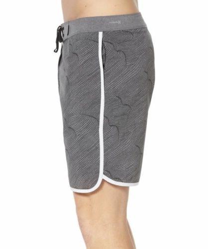 Mens Hurley Phantom 18 Inch Shorts Swim Size 29 890795