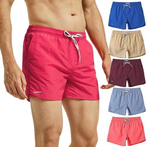 MaaMgic Mens Short Swim Trunks with Mesh Lining Quick Dry Bo