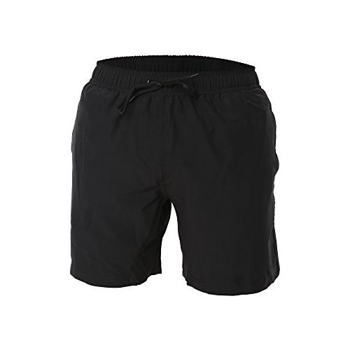 mens swim trunks and workout shorts l