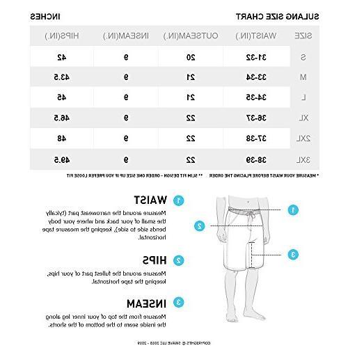 Mens Ultra Geek Formula Fashion Board Shorts 33-34