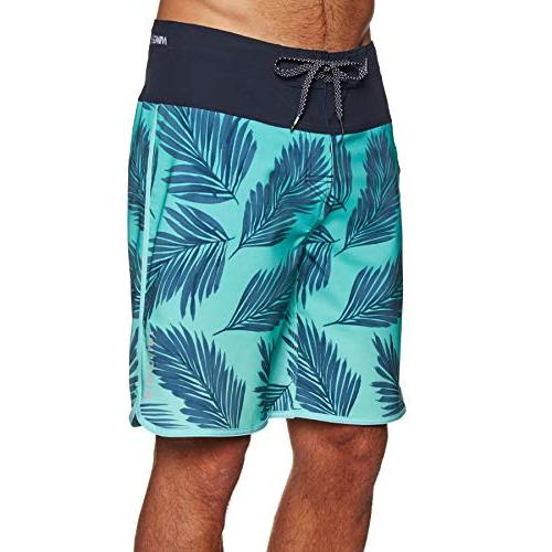 mirage mason rockies 20 board boardshorts 32