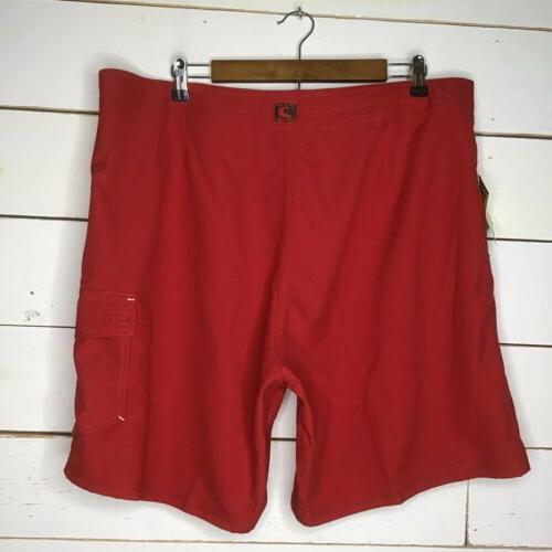 New Lifeguard Surfing Red